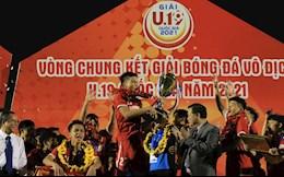 Video tổng hợp: U19 PVF 4-1 U19 Nutifood (Chung kết U19 quốc gia 2021)