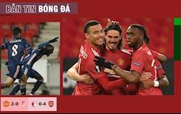 TIN BONG DA 16/4: Quy Do thang tuyet doi o tu ket Europa League; Arsenal huy diet doi thu