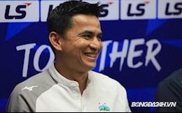 Báo Thái quan tâm tới sự hồi hương của HLV Kiatisuk