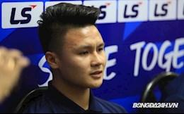 """Quang Hải: """"9 điểm chưa là gì, có năm Hà Nội bị bỏ xa mười mấy điểm cơ"""""""