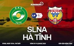 Nhận định SLNA vs Hà Tĩnh (17h ngày 17/4): Những người khốn khó
