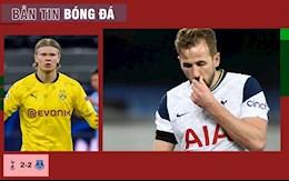 TIN BONG DA 17/4: Tottenham roi diem nhu mot thoi quen; Haaland tu nhan thua kem 7 tien dao