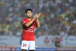Lee Nguyen left HCMC club after the V-League was postponed