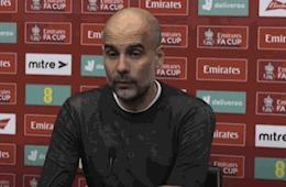 Pep Guardiola nổi cáu trong phòng họp báo sau trận thua Chelsea