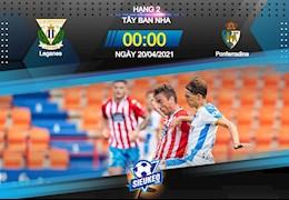 Nhận định bóng đá Leganes vs Ponferradina 0h00 ngày 20/4 (Hạng 2 TBN 2020/21)