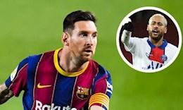 """Neymar chắc chắn muốn đối đầu với Messi tại Super League"""