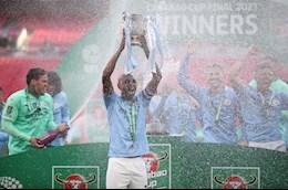 Lễ ăn mừng danh hiệu League Cup đặc biệt của Man City