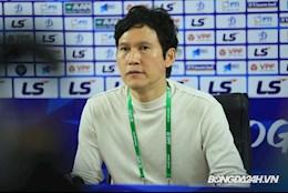 Tân thuyền trưởng Hà Nội FC về dưới trướng HLV Park Hang Seo