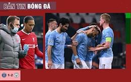 TIN BÓNG ĐÁ 29/4: Man City thắng ngược trên sân PSG; Trung vệ xuất sắc thế giới sắp trở lại