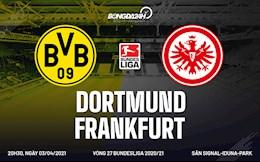Thua Frankfurt ngay tren san nha, Dortmund xa voi Top 4