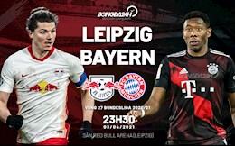 Ha guc Leipzig, Bayern Munich tien gan den Chiec dia bac Bundesliga 2020/21