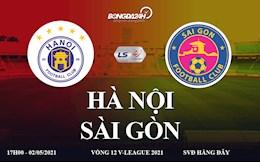 Trực tiếp Hà Nội vs Sài Gòn, link xem trực tuyến bóng đá VTV5 hôm nay
