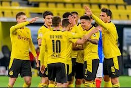 """Không cần Haaland, Dortmund hủy diệt """"kẻ hạ sát Bayern"""""""