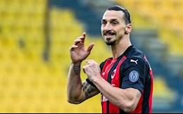 AC Milan báo tin cực vui về tiền đạo Ibra