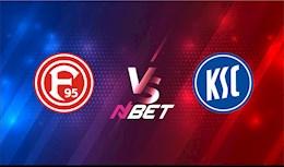Nhận định bóng đá Dusseldorf vs Karlsruher 1h30 ngày 4/5 (Hạng 2 Đức 2020/21)