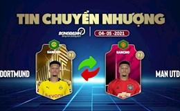 TIN CHUYỂN NHƯỢNG 4/5: Ashley Young trên đường trở về Anh; Dortmund mở đường cho Sancho đến MU