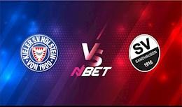 Nhận định bóng đá Holstein Kiel vs Sandhausen 23h30 ngày 4/5 (Hạng 2 Đức 2020/21)