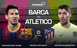 Barca vs Atletico cầm chân nhau, cờ vô địch đến tay Real Madrid