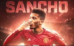 NÓNG: MU chính thức đặt giá mua Sancho, hợp đồng 5 năm