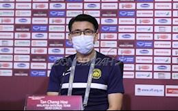 Bố của HLV Malaysia qua đời trước trận gặp ĐT Việt Nam