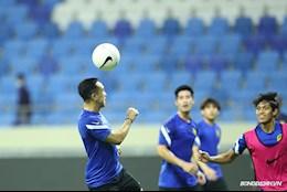 ĐT Malaysia luyện kỹ bài không chiến cho trận đấu với ĐT Việt Nam