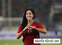 ĐT Việt Nam phiên bản nữ nhi: Tiến Linh sánh ngang hoa hậu, Đức Huy như gái Tây Á