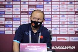 HLV Park Hang Seo vẫn được tham dự họp báo trước trận gặp ĐT UAE