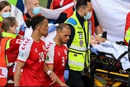 """Tiết lộ rùng mình của Bác sĩ ĐT Đan Mạch: """"Eriksen gần như đã chết"""""""
