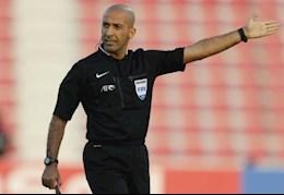 Trọng tài người Iraq bắt chính trận ĐT Việt Nam gặp ĐT UAE