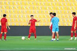Danh sách ĐT Việt Nam gặp ĐT UAE: Lần đầu đủ cả 3 thủ môn