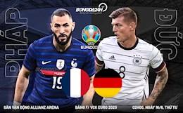 Trận cầu vàng: Dự đoán soi kèo Pháp vs Đức (2h00 ngày 16/6)