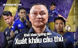 GĐ TTĐT Bóng đá trẻ Hà Nội Nguyễn Giang Đông: Chúng tôi luôn khao khát hướng đến xuất khẩu cầu thủ