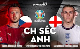 Trận cầu vàng: Soi kèo dự đoán kết quả Séc vs Anh (2h00 ngày 23/6)