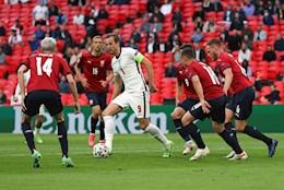 2 bức ảnh lý giải vì sao Harry Kane vô hại ở Euro 2020