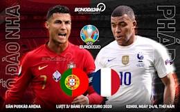 Trận cầu vàng: Soi kèo dự đoán Bồ Đào Nha vs Pháp (2h00 ngày 24/6)