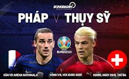 Nhận định, soi kèo Pháp vs Thuỵ Sĩ (2h00 ngày 29/6): Không dễ nhưng khó có bất ngờ