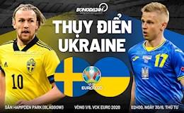 """Soi kèo dự đoán Thụy Điển vs Ukraine (2h00 ngày 30/6): Kẻ may mắn thường """"sống dai"""""""