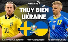 Nhận định Thụy Điển vs Ukraine (02h00 ngày 30/6): Từ ân nhân hóa tử thù