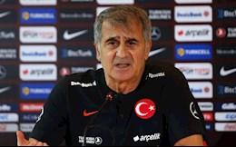 HLV Thổ Nhĩ Kỳ muốn vào tới chung kết EURO