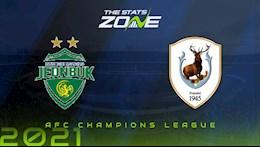 Nhận định, soi kèo Jeonbuk vs Tampines 21h00 ngày 1/7 (AFC Champions League 2021)