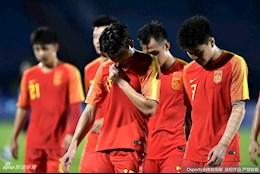 Báo Trung Quốc bi quan về cửa đi tiếp của đội nhà ở vòng loại U23 châu Á