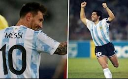 """Kempes: """"Messi có giành 4 World Cup liên tiếp cũng không vĩ đại bằng Maradona"""""""