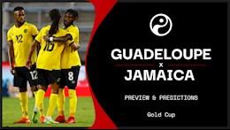 Nhận định bóng đá, soi kèo Guadeloupe vs Jamaica 5h30 ngày 17/7 (Gold Cup 2021)