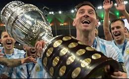 """Sao Argentina: """"Tôi chưa bao giờ thấy Messi hạnh phúc đến vậy"""""""