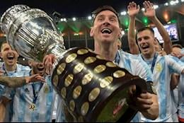 Fabio Cannavaro quay lưng với Donnarumma và Jorginho, ủng hộ Messi