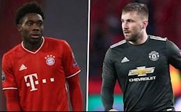 """""""Tia chớp"""" của Bayern thừa nhận còn thua kém Luke Shaw"""