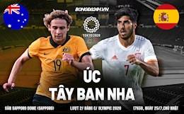 Nhận định Úc vs Tây Ban Nha (17h30 ngày 25/7): La Roja trút giận