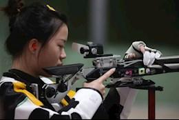 Kỷ lục Olympic bị phá vỡ trong tấm HCV đầu tiên tại Thế vận hội Tokyo 2020