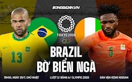 Đá trên cơ Bờ Biển Ngà trong thế 10 chống 11, Brazil bảo vệ thành công ngôi đầu bảng D