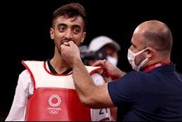"""""""Bruno Fernandes"""" phiên bản võ sĩ hụt vàng đáng tiếc tại Olympic Tokyo 2020"""